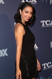 Corinne Foxx at Fox Summer All-star Party in Los Angeles 2018/08/02 2