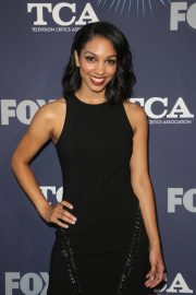 Corinne Foxx at Fox Summer All-star Party in Los Angeles 2018/08/02 12