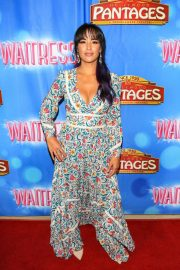 Courtney Reed at Waitress National Tour at Hollywood Pantages Theatre 2018/08/03 2