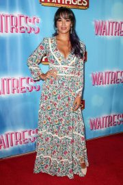 Courtney Reed at Waitress National Tour at Hollywood Pantages Theatre 2018/08/03 3