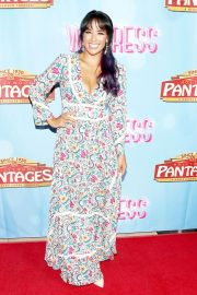 Courtney Reed at Waitress National Tour at Hollywood Pantages Theatre 2018/08/03 5