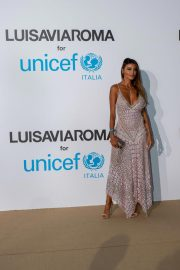 Cristina Buccino at Unicef Summer Gala in Porto Cervo 2018/08/10 1