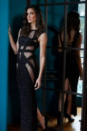 Daniela Ruah in CBS Watch! Magazine, March/April 2018 Issue 4