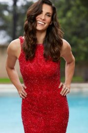 Daniela Ruah in CBS Watch! Magazine, March/April 2018 Issue 5
