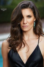 Daniela Ruah in CBS Watch! Magazine, March/April 2018 Issue 7