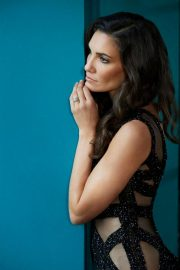 Daniela Ruah in CBS Watch! Magazine, March/April 2018 Issue 8