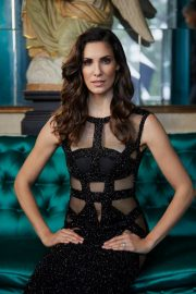 Daniela Ruah in CBS Watch! Magazine, March/April 2018 Issue 9