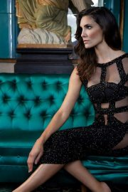 Daniela Ruah in CBS Watch! Magazine, March/April 2018 Issue 16