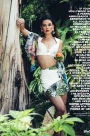 Danielle Campbell in Bello Magazine, August 2018 Issue 3