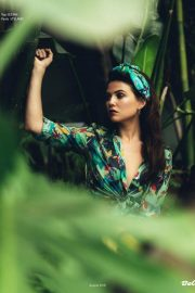 Danielle Campbell in Bello Magazine, August 2018 Issue 6