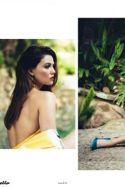 Danielle Campbell in Bello Magazine, August 2018 Issue 8