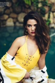 Danielle Campbell in Bello Magazine, August 2018 Issue 21