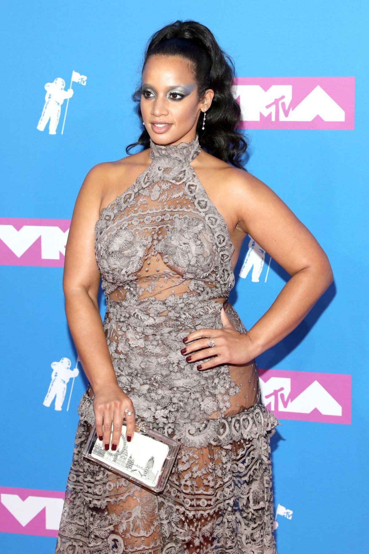 Dascha Polanco at MTV Video Music Awards in New York 2018/08/20 1