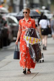 Dianna Agron Out and About in New York 2018/08/14 7