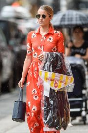 Dianna Agron Out and About in New York 2018/08/14 8