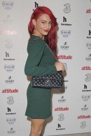 Dianne Buswell at Attitude 300 Celebrating with Three in London 2018/08/16 4