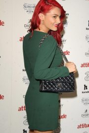 Dianne Buswell at Attitude 300 Celebrating with Three in London 2018/08/16 5