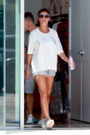 Elisabetta Canalis Out Shopping in West Hollywood 2018/08/04 2
