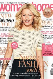 Elizabeth Banks in Woman & Home Magazine, South Africa September 2018 3