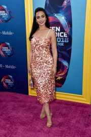 EMERAUDE TOUBIA at 2018 Teen Choice Awards in Beverly Hills 2018/08/12 2