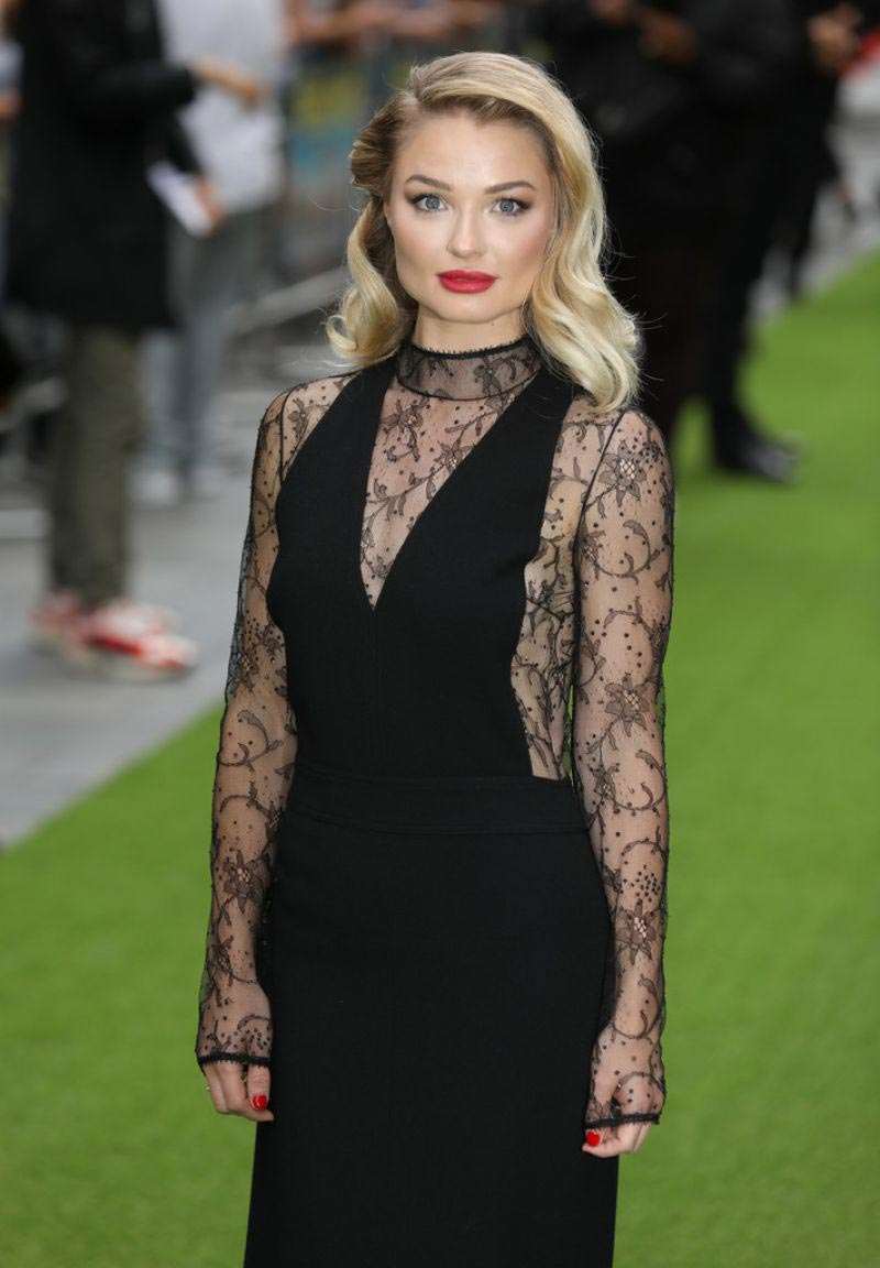 Emma Rigby at The Festival Premiere in London 2018/08/13 1