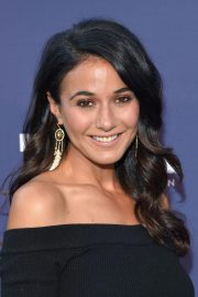 Emmanuelle Chriqui at Fox Summer All-star Party in Los Angeles 2018/08/02 11