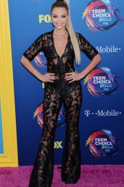 Erika Costell at 2018 Teen Choice Awards in Beverly Hills 2018/08/12 2