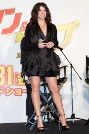 Evangeline Lilly at Ant-man and the Wasp Photocall in Tokyo 2018/08/21 1