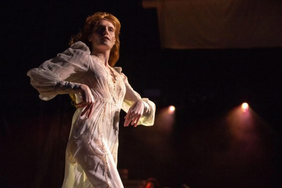 Florence Welch Performs at Outside Lands Music Festival in San Francisco 2018/08/11 1