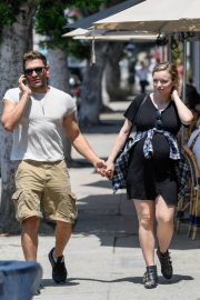 Francesca Eastwood and Alexander Wraith Out in Hollywood 2018/08/19 2
