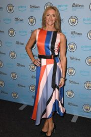 Gabby Logan at All or Nothing Series Premiere in Manchester 2018/08/15 1