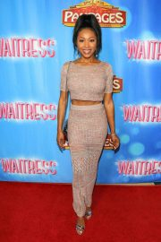 Gabrielle Dennis at Waitress National Tour at Hollywood Pantages Theatre 2018/08/03 1
