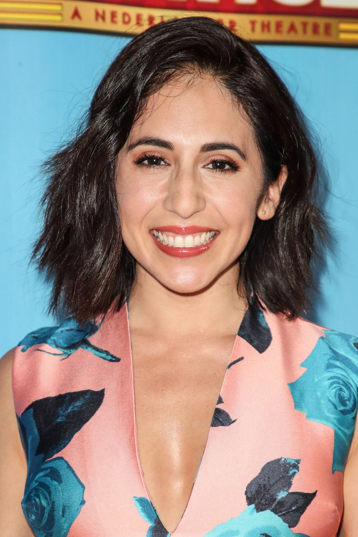 Gabrielle Ruiz at Waitress National Tour at Hollywood Pantages Theatre 2018/08/03 1