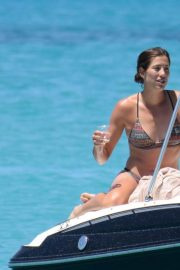 Garbine Muguruza in Bikini at a Boat in Ibiza 2018/08/08 8