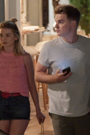Georgia Toffolo and Jack Maynard Out for Dinner in London 2018/07/24 19