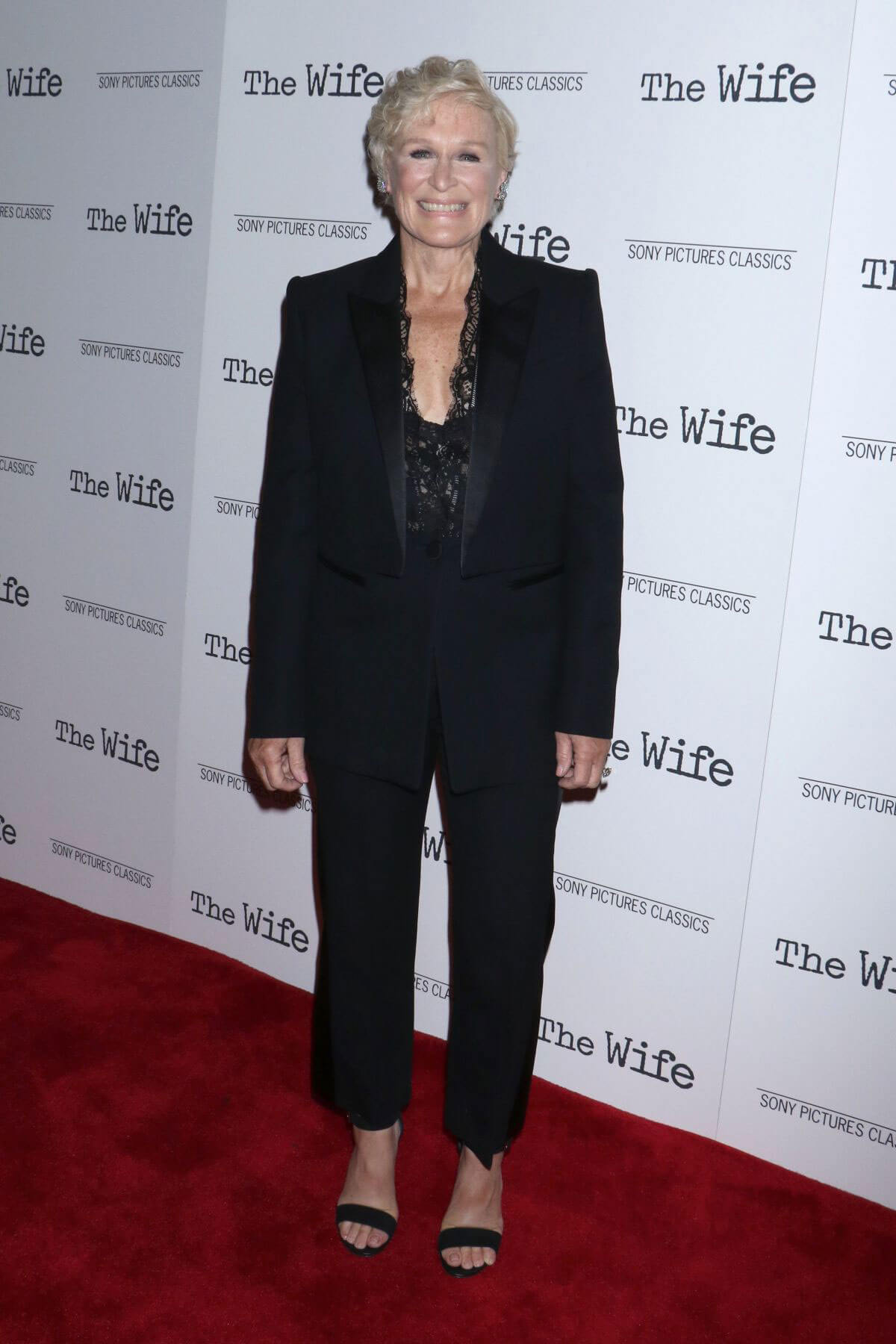 Glenn Close at The Wife Screening in New York 2018/07/26 1