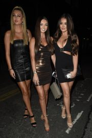 Grace Teal, Darby Ward, Kendall Rae Knight and Melissa Johns at Toy Box Club Launch in Manchester 2018/08/18 10