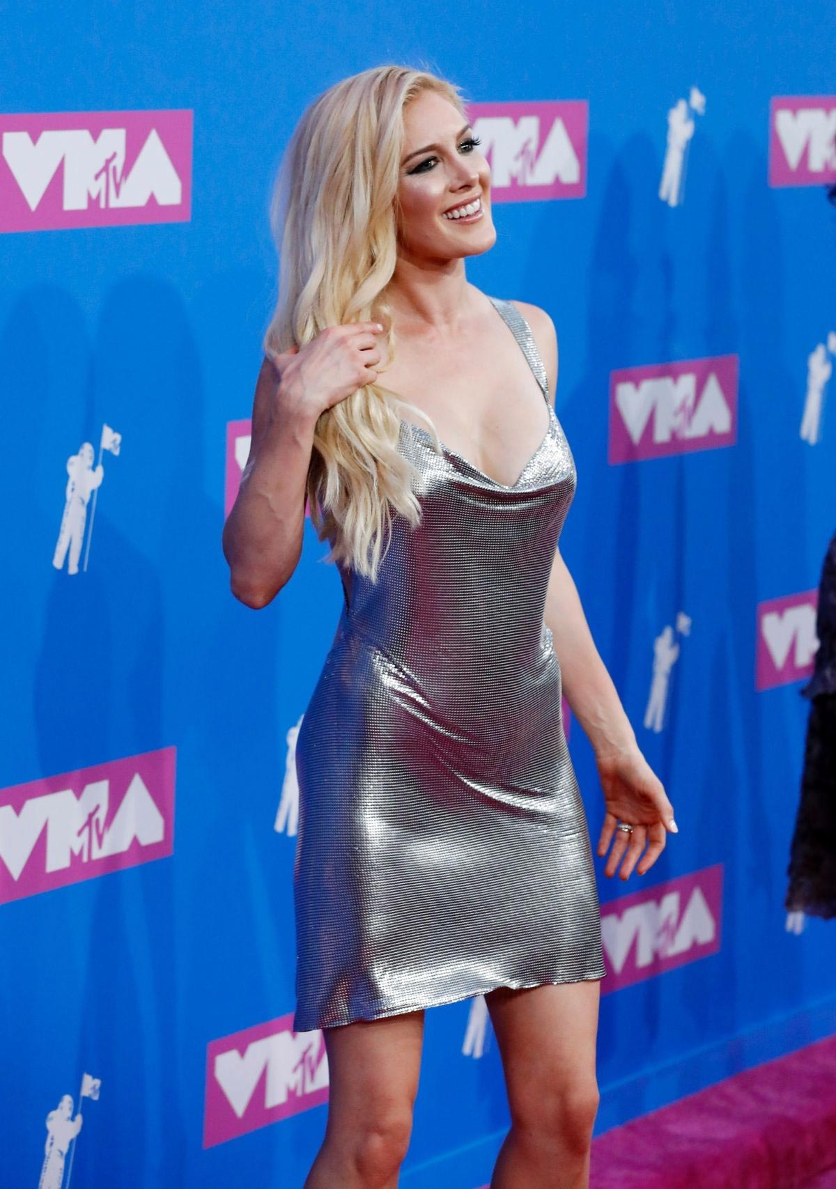 Heidi Montag at MTV Video Music Awards in New York 2018/08/20 1