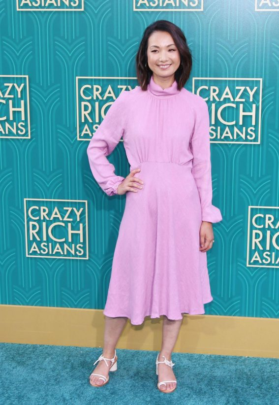 Jae Suh Park at Crazy Rich Asians Premiere in Los Angeles 2018/08/07 1