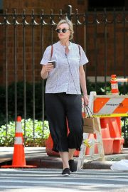Jane Lynch Out Shopping in New York 2018/08/14 2