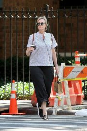 Jane Lynch Out Shopping in New York 2018/08/14 5