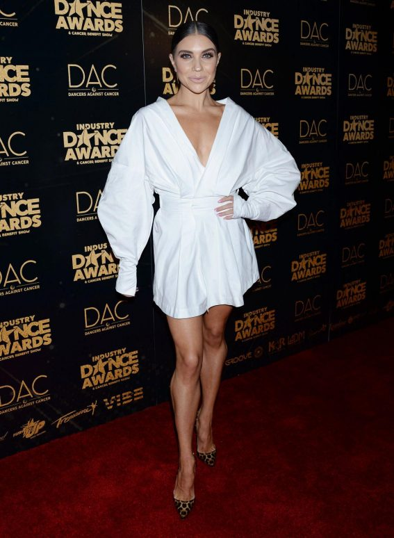 Jenna Johnson at Industry Dance Awards 2018 in Hollywood 2018/08/15 1