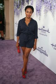 Jerrika Hinton at Hallmark Channel Summer TCA Party in Beverly Hills 2018/07/27 7