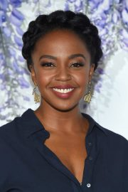 Jerrika Hinton at Hallmark Channel Summer TCA Party in Beverly Hills 2018/07/27 8