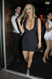 Jess Impiazzi and Chloe Goodman and Lauryn Goodman at Menagerie Bar and Restaurant in Manchester 2018/08/11 5