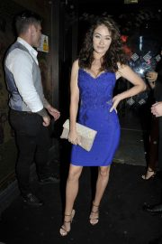 Jess Impiazzi and Chloe Goodman and Lauryn Goodman at Menagerie Bar and Restaurant in Manchester 2018/08/11 6