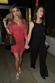 Jess Impiazzi and HANNAH ELIZABETH at Menagerie Bar in Manchester 2018/08/19 1