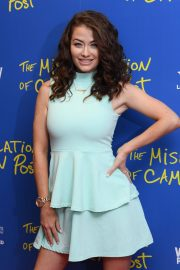 Jess Impiazzi at The Miseducation of Cameron Post Screening in London 2018/08/22 2