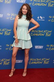 Jess Impiazzi at The Miseducation of Cameron Post Screening in London 2018/08/22 5