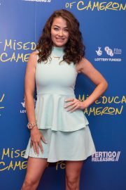 Jess Impiazzi at The Miseducation of Cameron Post Screening in London 2018/08/22 6